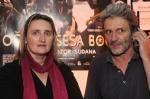 Maja Weiss & Tomo Križnar @ world premiere in Udarnik, Maribor