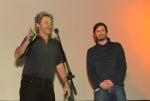 Tomo Križnar in Cinema Udarnik @ world premiere of The eyes and ears of God (1)