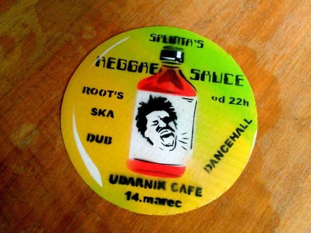 dj splinta reggae sauce