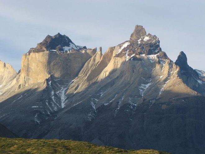 patagonija - strmina