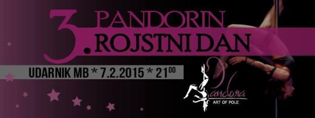 pandorin RD 2015